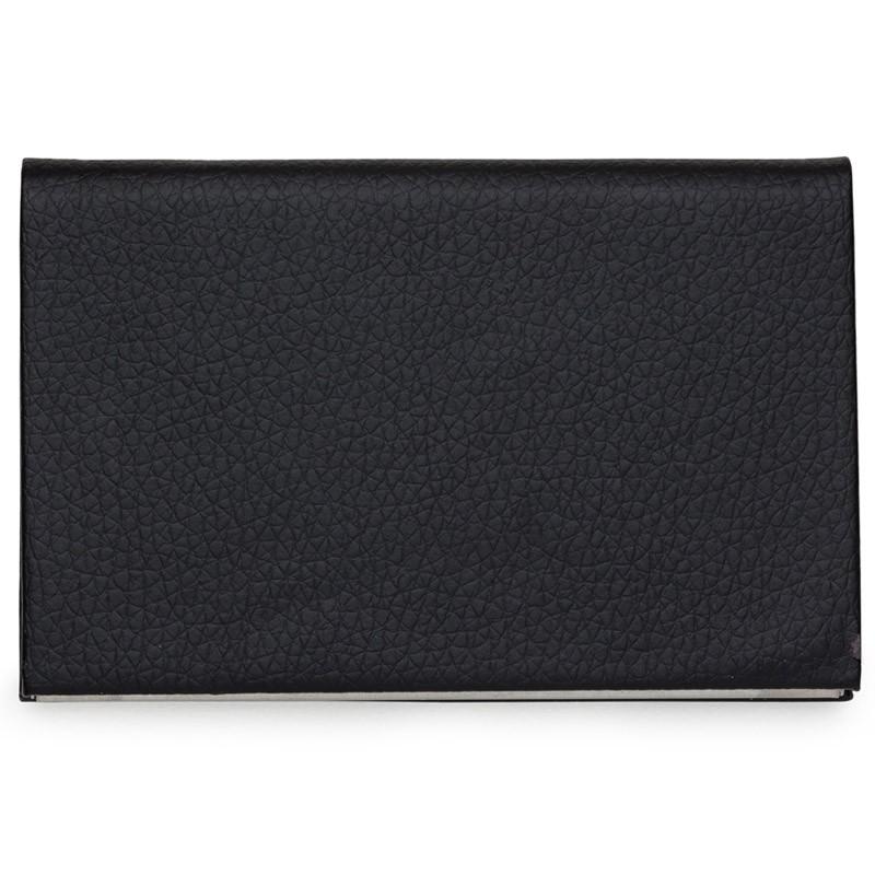 Porta Cartão couro sintético texturizado - Ref.0029240