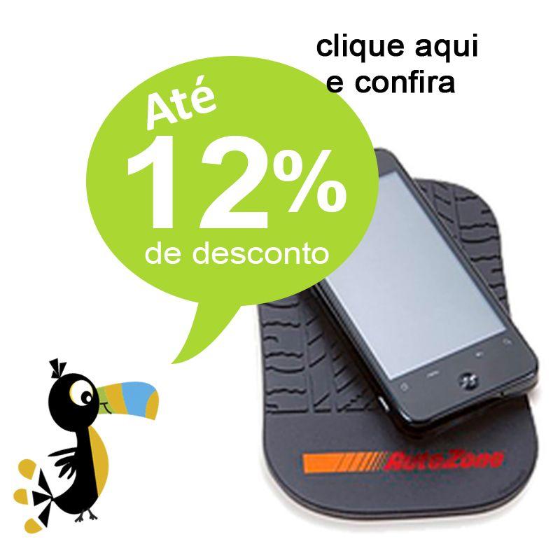 Porta Celular em Gel para Painel de Carro - Ref.0014701