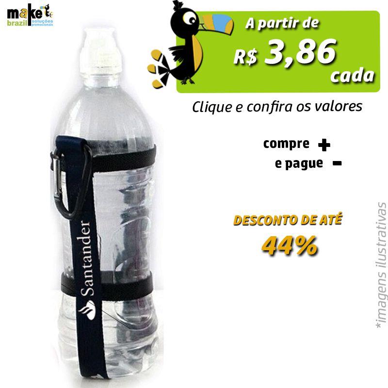 Porta Garrafa de Água Slim - Ref.0026500