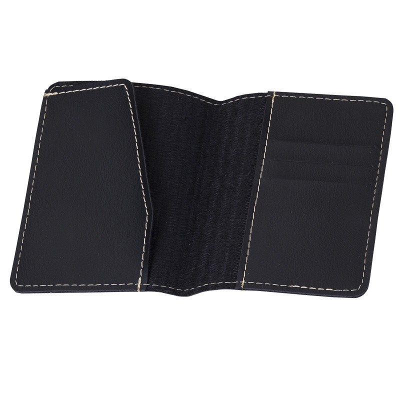 Porta passaporte Bidins em couro sintético - Ref.0019310