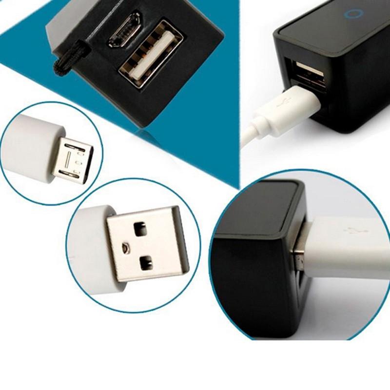 Powerbank plástico - bateria portátil  Ref.0021007