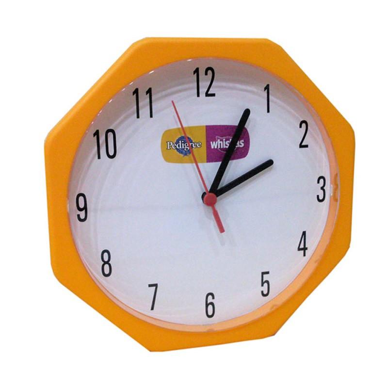 Relógio de Parede Octagonal - Ref.0014646