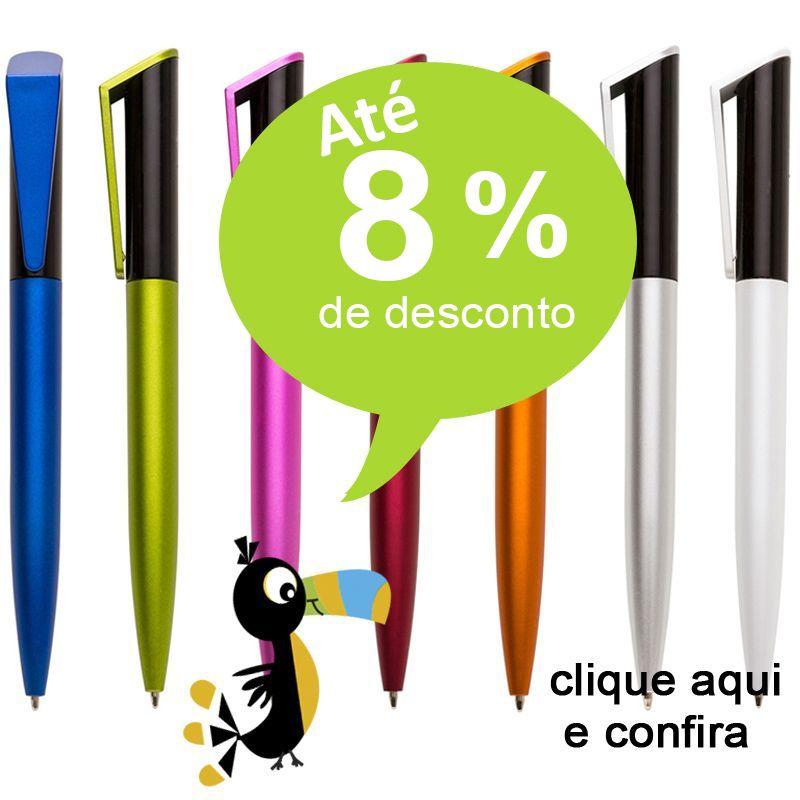 Rio de Janeiro - Caneta Plástica - Ref.0028165