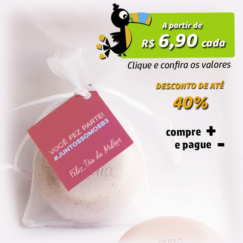 Sabonete Natura Todo Dia no Voil - Ref.014032