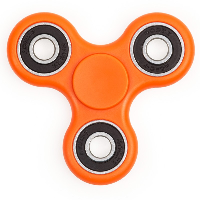 Spinner anti-stress colorido com rolamento Ref.0046040