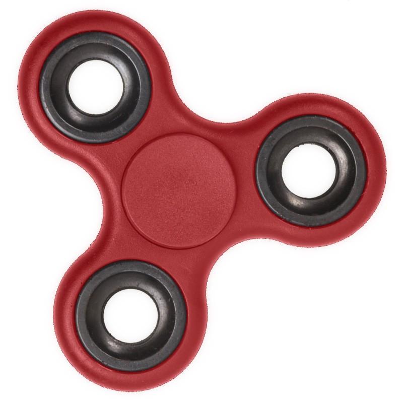 Spinner anti-stress colorido com ruelas metálicas Ref.0046010