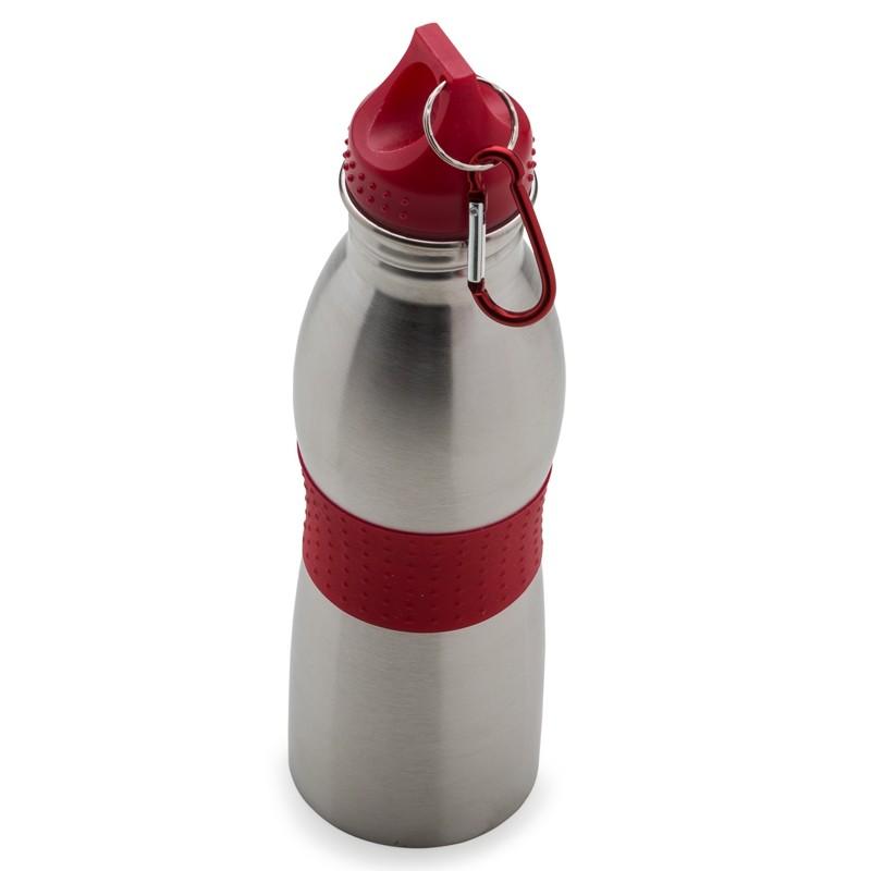 Squeeze de alumínio com detalhes emborrachados Ref.0018175