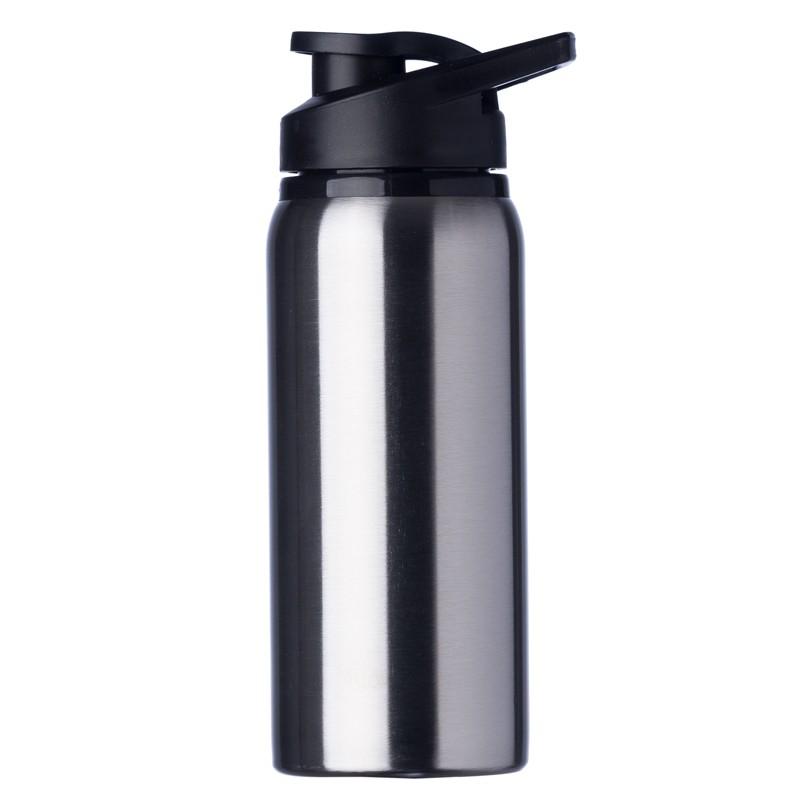 Squeeze em alumínio 600ml com tampa plástica  Ref.0018018