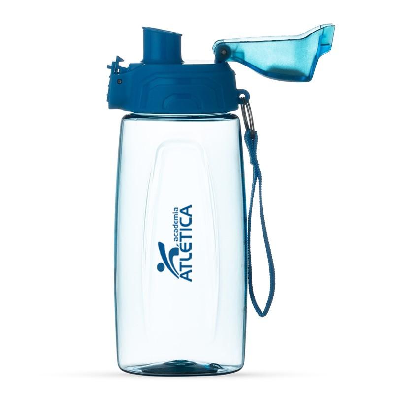 Squeeze plástico 600ml com medidor - Ref.0018165