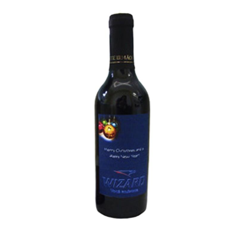 Vinho 375ml Rótulo Personalizado - Ref.02160