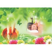 Poster decorativo Terapias de Spa - massagem