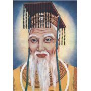 Poster Huang Di, o Imperador Amarelo