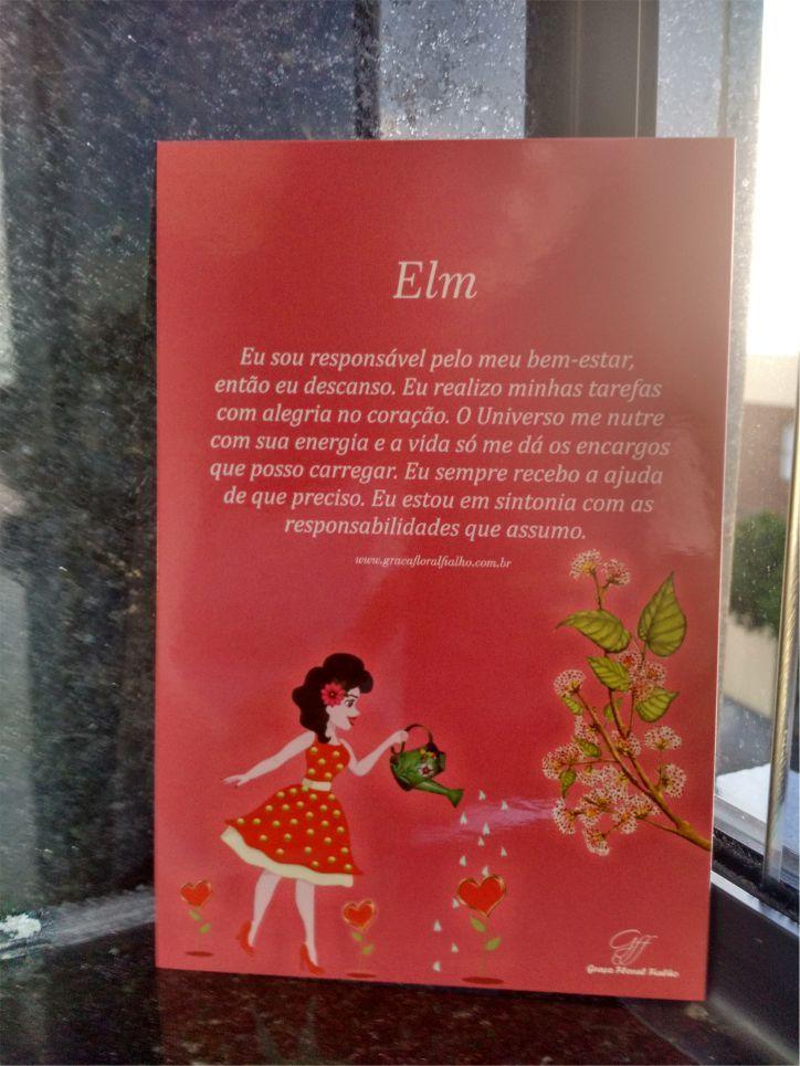 Cards Afirmações Positivas - Florais de Bach