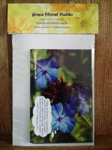 Cards  Recado dos Florais de Bach