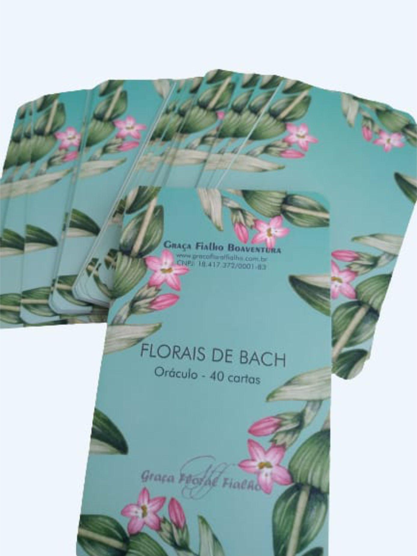 Oráculo dos Florais de Bach