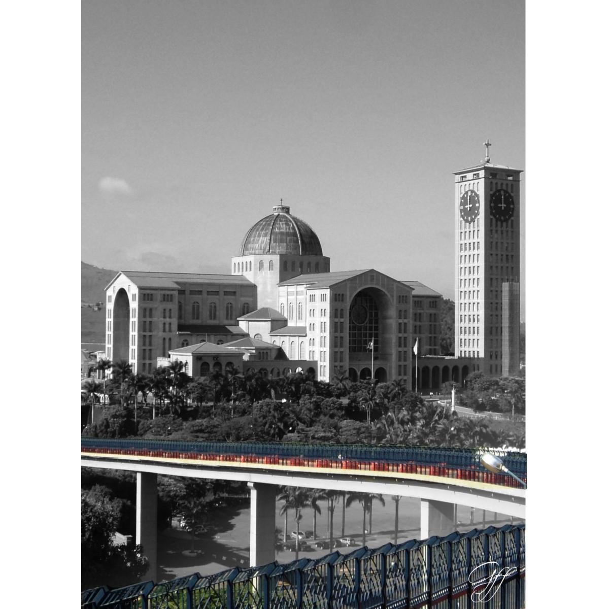 Poster Basílica de Aparecida