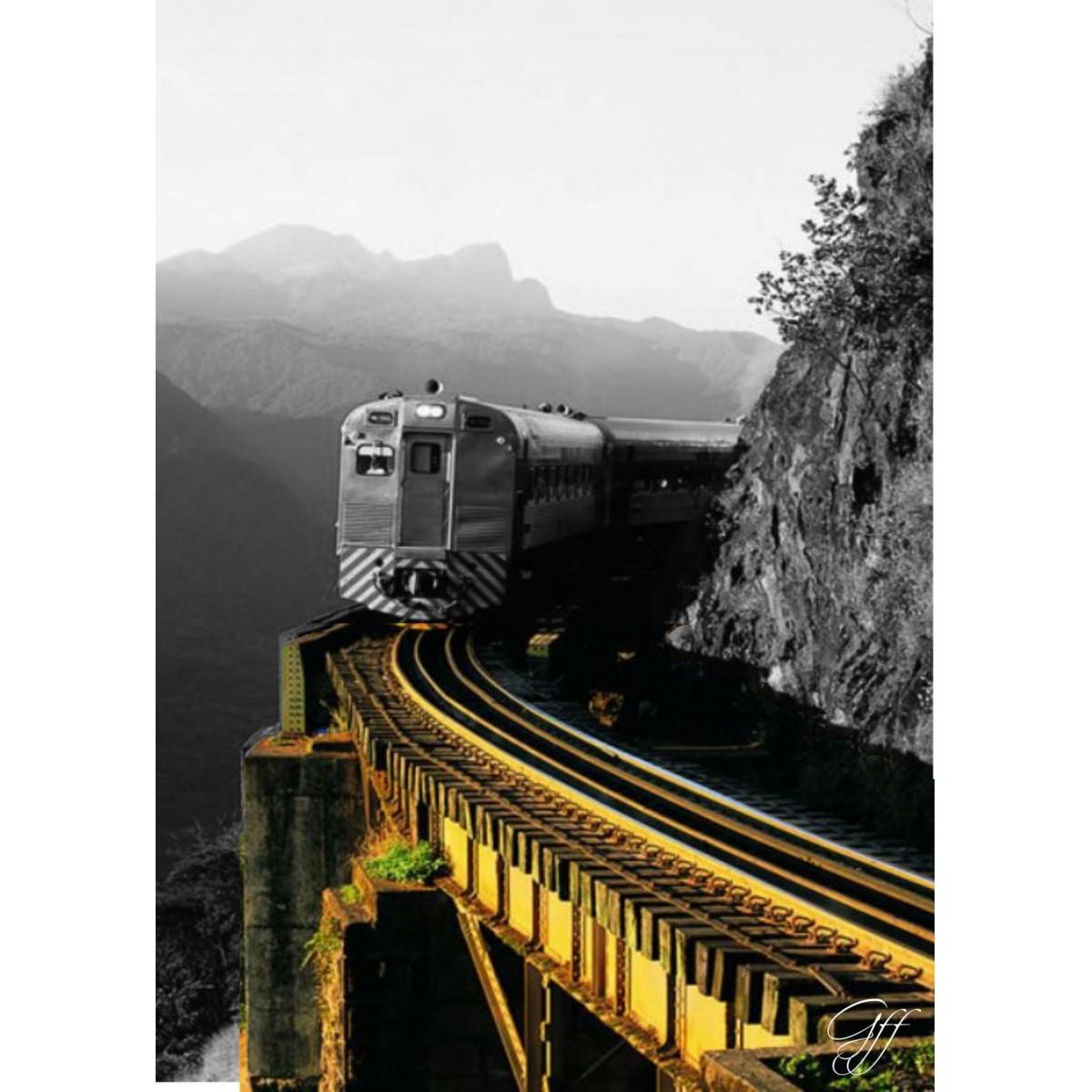Poster Serra Verde