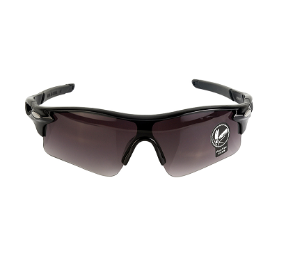 2e760f0e9 Óculos de sol esportivo Bike Ciclismo Corrida preto prata Uv400 -  shopmoby.com.br