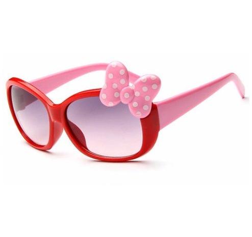 ed18e1379ccaf Óculos De Sol Infantil Feminino de QUALIDADE - shopmoby.com.br