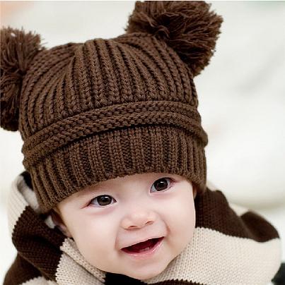 be8aec3dbbd6c Touca para bebe Gorro Inverno unisex - shopmoby.com.br