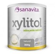 XILITOL - 300 gramas - SANAVITA