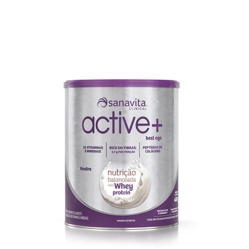 ACTIVE + NEUTRO - 400 gramas - SANAVITA