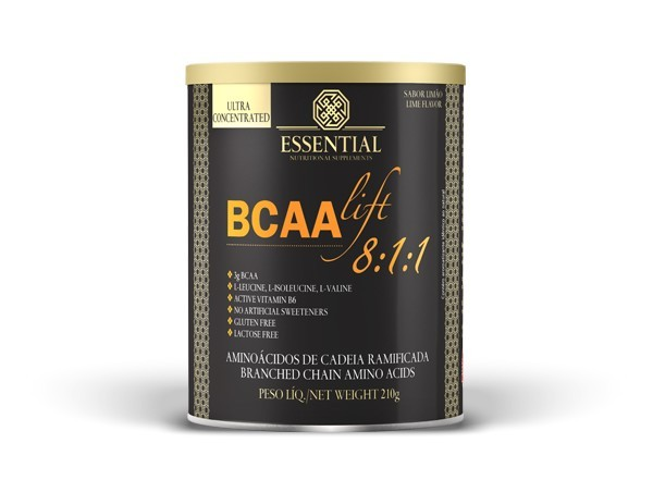 BCAA LIFT 8:1:1 - 210g - ESSENTIAL
