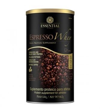 ESPRESSO WHEY - 462g - ESSENTIAL