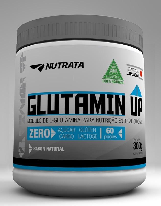 GLUTAMIN UP - 300g - NUTRATA