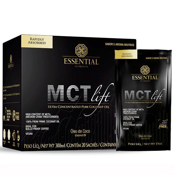 MCT - CAIXA COM 20 SACHÊS - ESSENTIAL