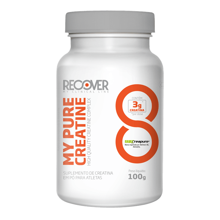 MY PURE CREATINE - 300g - RECOVER