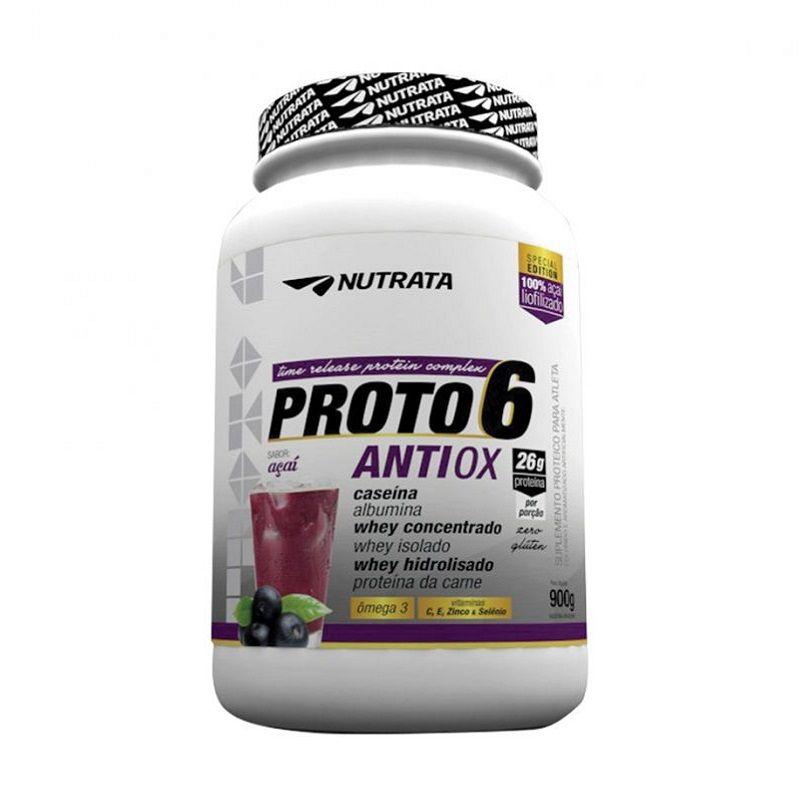 Proto 6 Antiox - Nutrata- 900gr