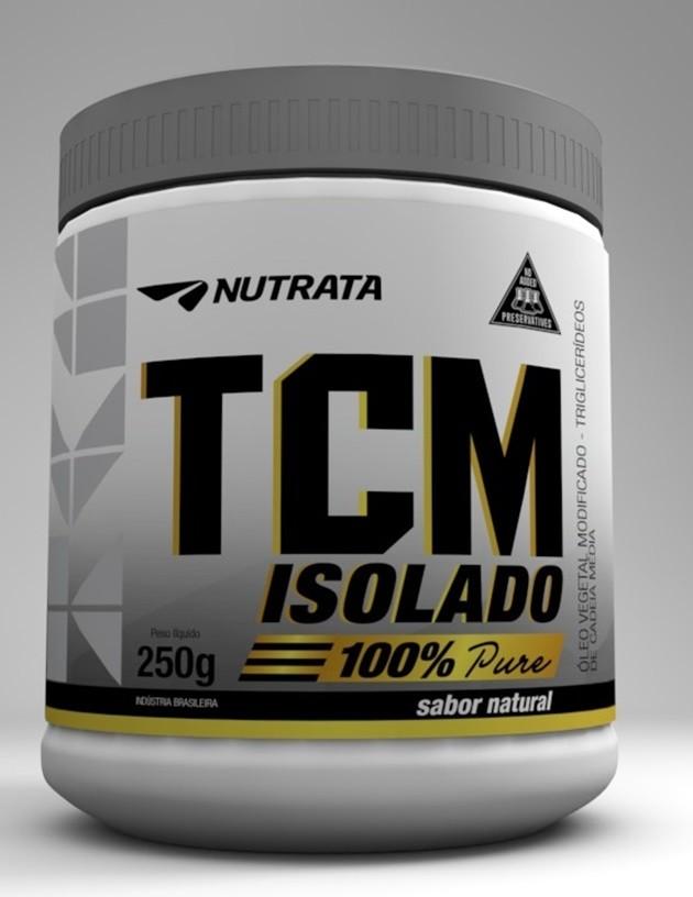 TCM ISOLADO - 250g - NUTRATA