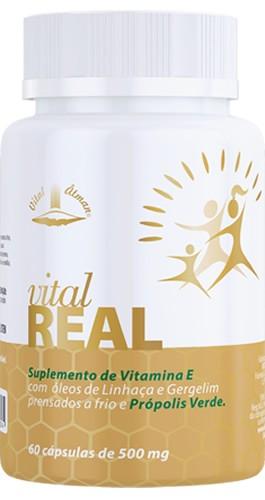VITAL REAL - 60 CÁPS - VITAL ÂTMAN