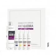 Aneethun Antiquebra Therapy Cronograma Capilar Kit 5 Produtos