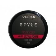 Aneethun Style Pomada Sculp Fixação Ultra Forte 65g