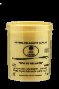 Creme relaxamento de Guanidina No-Lye Relaxer 1,8