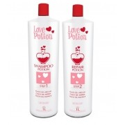 Escova Progressiva Love Potion 2 X 1000ml