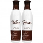 Escova Progressiva Portier Cacao (2x1litros)