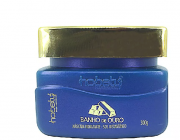 Hobety Mascara Banho de Ouro 300g