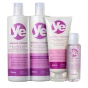 Kit Yellow YE Control Therapy Completo (4 Produtos)