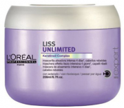 Loreal Máscara de Tratamento Intensivo Liss Unlimited 200ml