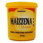 Maizena para Cabelos Alisamento Natural Glatten 240g
