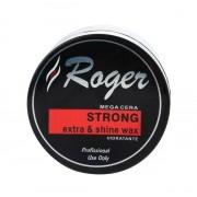 Mega Cera Strong Extra E Shine Wax Roger 250gr (12 unidades)