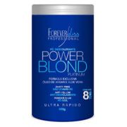Pó Descolorante Azul Power Blond Forever Liss 450g