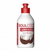 Shampoo Nutritivo Soul Coco Retrô Cosméticos 300ml