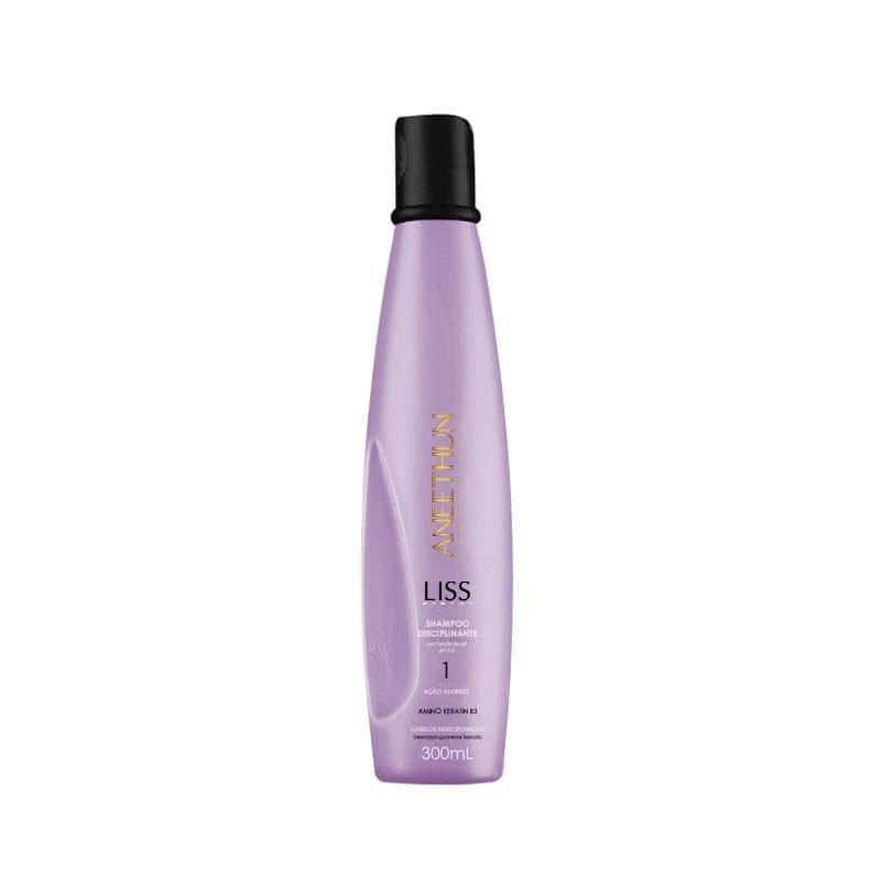 Aneethun Liss System - Shampoo Disciplinante 300mL