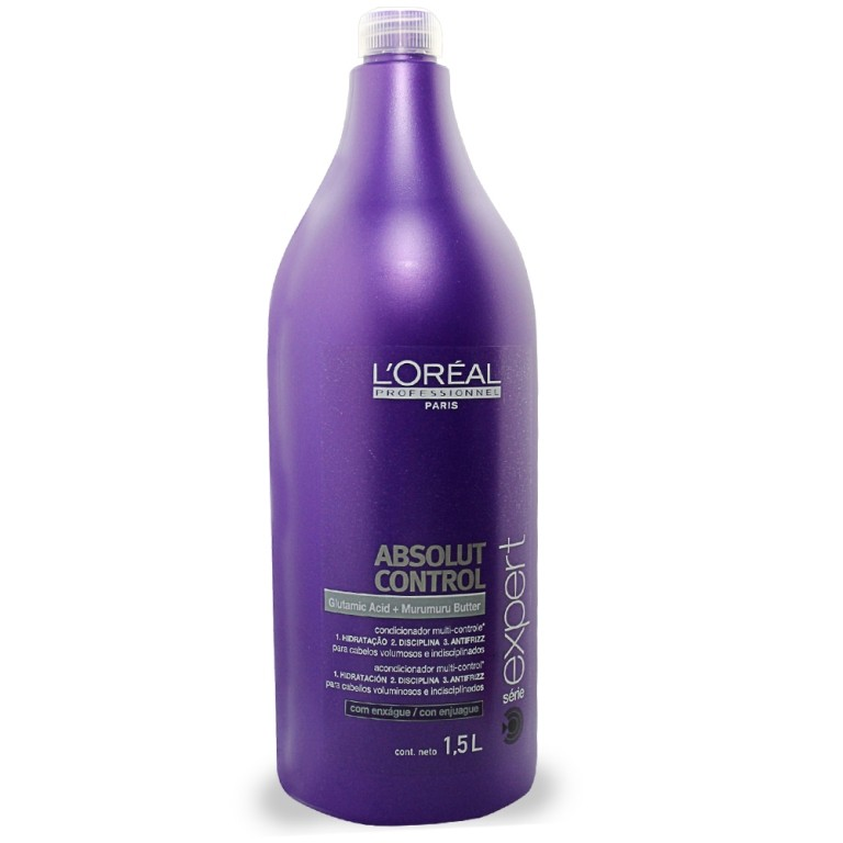 Condicionador Absolut Control Loreal Professionnel 1500ml