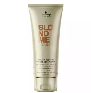 Condicionador All Blondes Keratin BlondMe Schwarzkopf 200ml