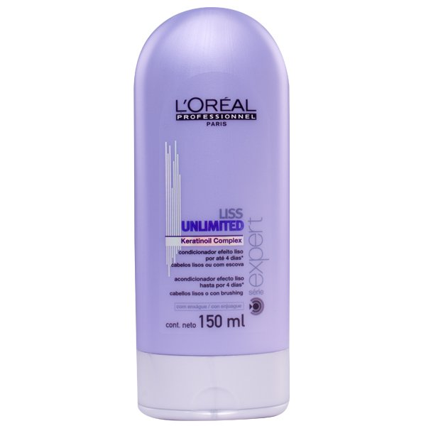 Condicionador Loreal Liss Unlimited 150ml